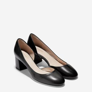 """Cole Haan Leather """"Daina D'Orsay"""" grand Pump NEW"""